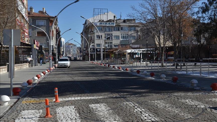 تركيا تسجل 5.856 إصابة بكورونا