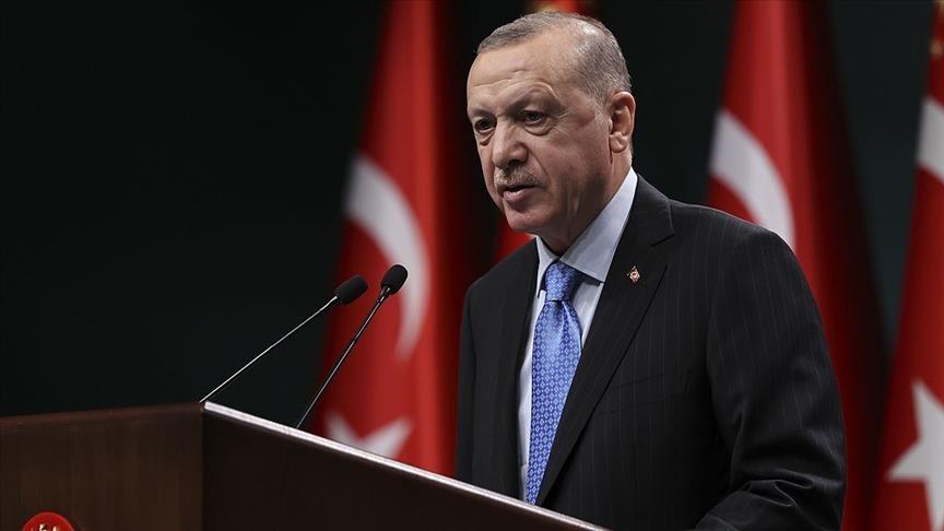 """أردوغان يعلن أجندته اليومية عبر تطبيقي """"بيب"""" و""""تلغرام"""""""