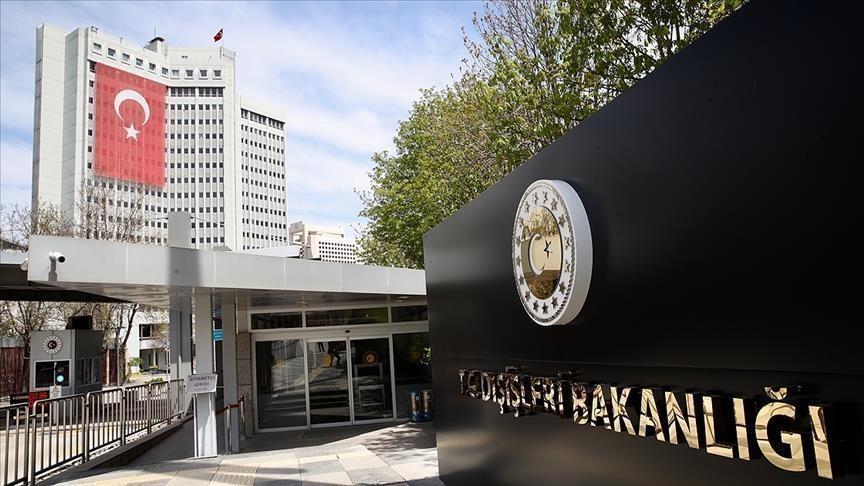 تركيا تدين بشدة تفجير بغداد