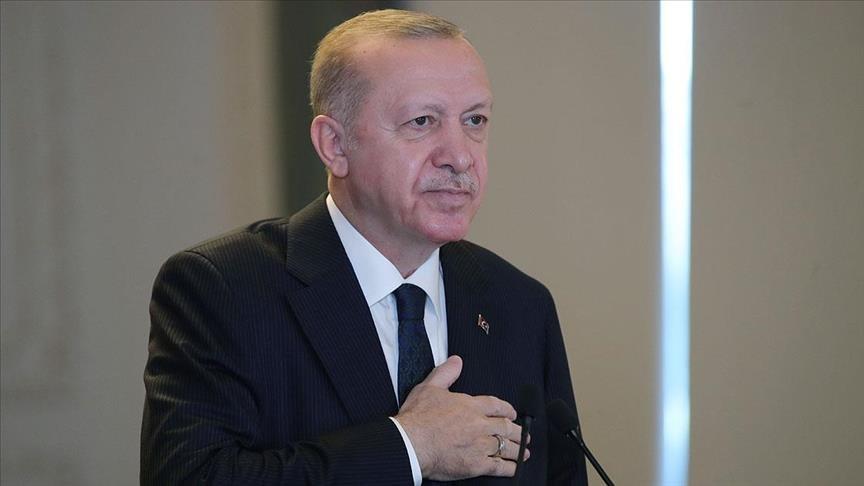 أردوغان: هدفنا تركيا عظمى وقوية