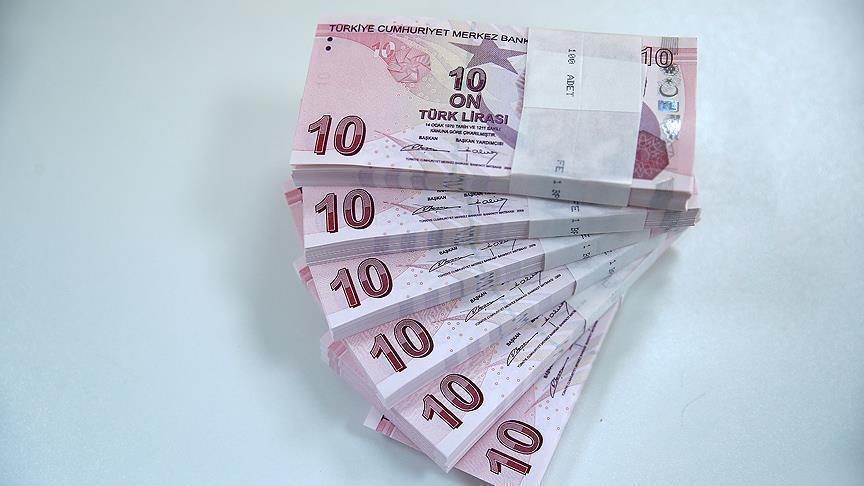 انخفاض في سعر صرف الليرة التركية مقابل الدولار