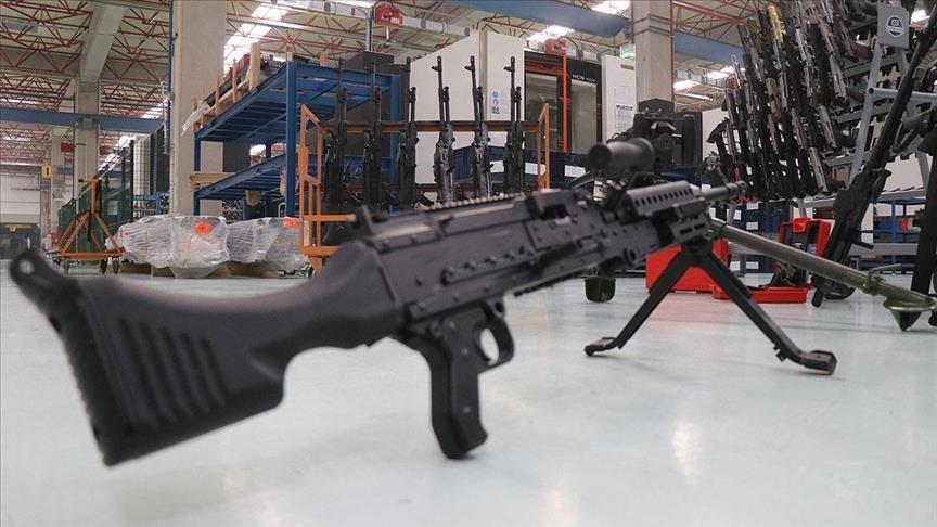"""شركة تركية تنتج بندقية لـ""""مكافحة الإرهاب"""""""
