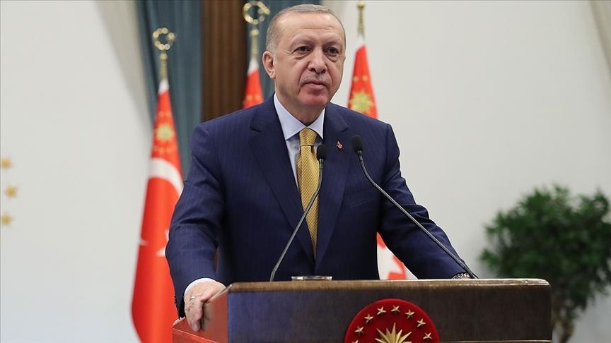 """أردوغان يترحم على """"أربكان"""" في الذكرى العاشرة لرحيله"""