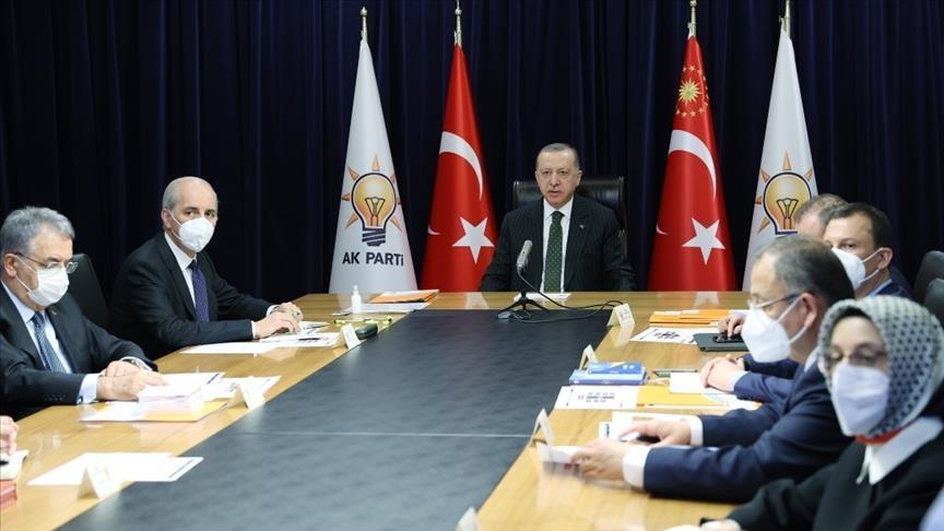 أردوغان: سنعد دستورا شاملا وديمقراطيا يكون مرشدا لتركيا