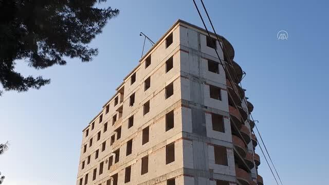 وفاة سوري سقط من الطابق السادس في هاتاي
