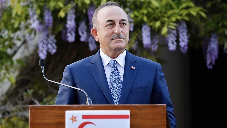 تشاووش أوغلو: لن نضيع الوقت من أجل حل فيدرالي في قبرص