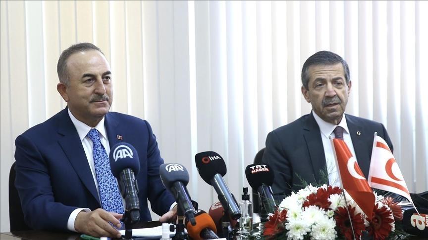 تشاووش أوغلو: الجانب الرومي رفض كل مقترحات إيجاد حل بقبرص