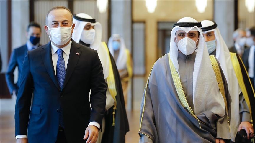 تركيا: نأمل أن يكون التطبيع بين دول الخليج دائما بجهود الكويت