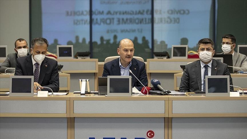 الداخلية التركية تؤكد: أصحاب الإقامات الأجانب غير معفيين من حظر التجول