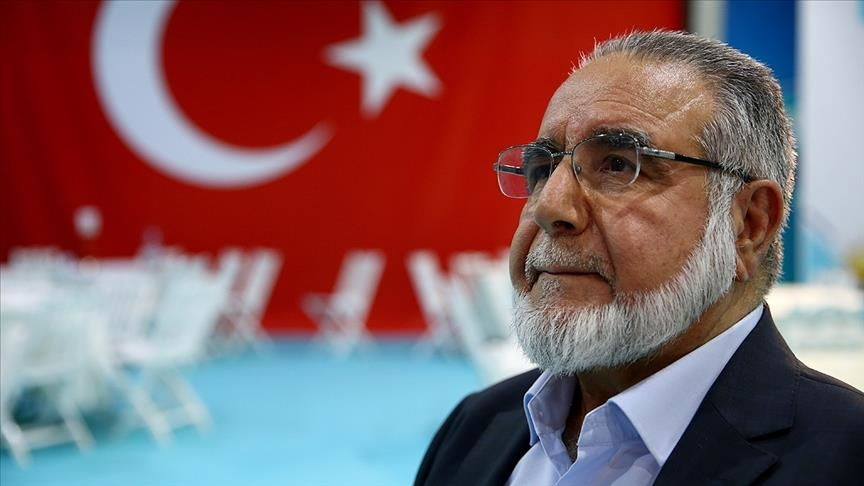 وفاة الداعية السوري مصطفى مسلم بكورونا في غازي عنتاب