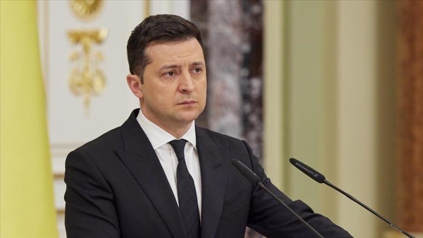 الرئيس الأوكراني: نسعى لرفع التجارة مع تركيا إلى 11 مليار دولار