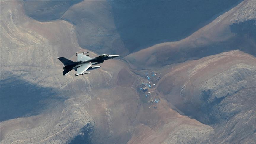 """الدفاع التركية تعلن تحييد 3 من """"بي كا كا"""" شمالي العراق"""