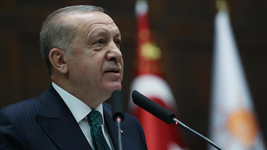 أردوغان: استعداداتنا لشق قناة إسطنبول في مراحلها الأخيرة
