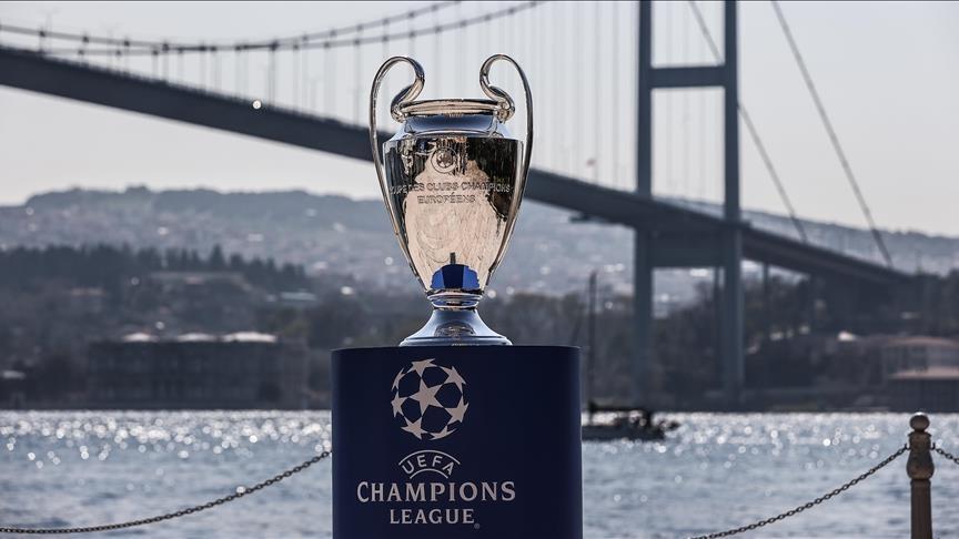 """""""كأس"""" أبطال أوروبا يصل إسطنبول"""