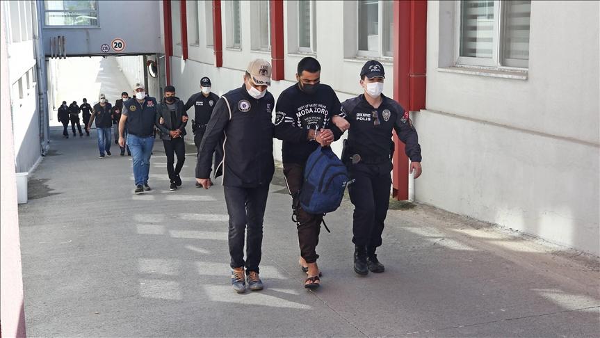 """محكمة تركية تقضي بحبس متهمين بالانتماء إلى """"داعش"""" في أضنة"""