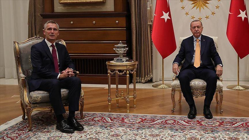 """أردوغان يدعو """"الناتو"""" لدعم الحكومة الليبية الجديدة"""