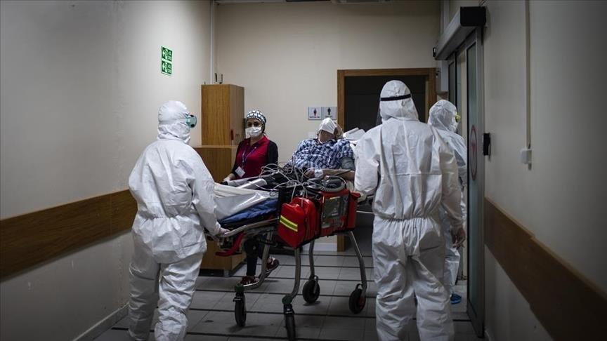 إصابات كورونا الجديدة في تركيا تكسر حاجز الـ63 ألفاً خلال 24 ساعة