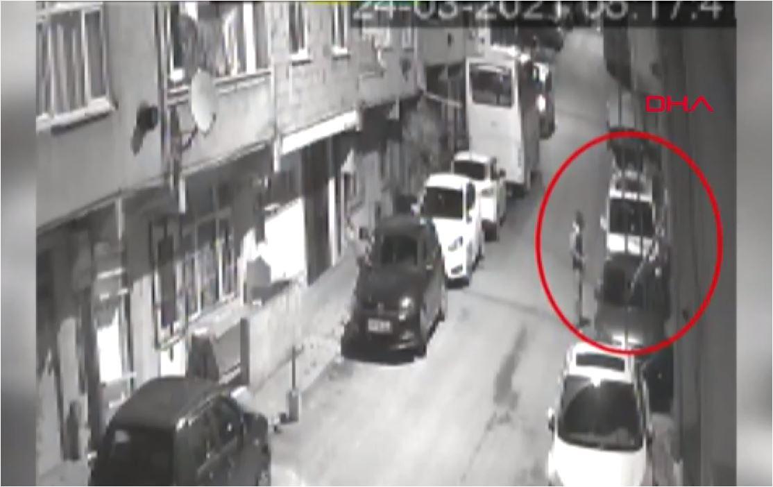 (بالفيديو) إلقاء القبض على سوريين بتهمة السرقة في أفجيلار بإسطنبول