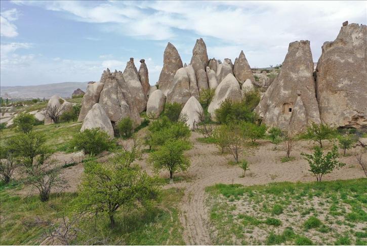 تركيا.. مشروع لإقامة حديقة جيولوجية في كبادوكيا
