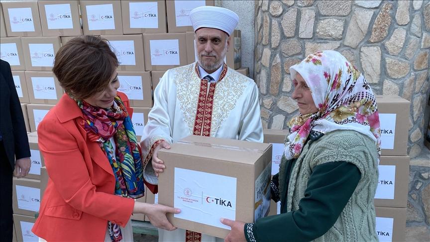 تركيا تواصل دعمها لمسلمي بلغاريا خلال شهر رمضان