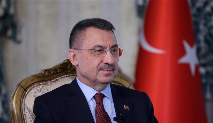 نائب أردوغان: من مصلحة تركيا ومصر التحرك سويًا