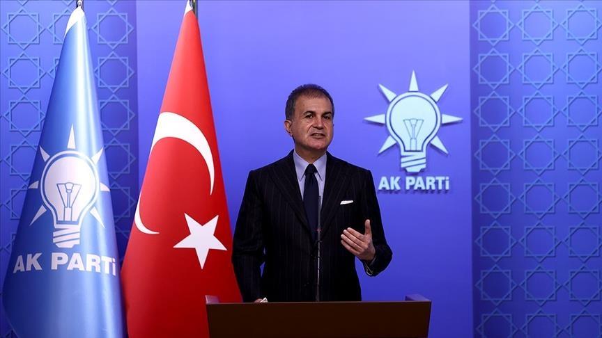 """""""العدالة والتنمية"""" التركي: نشكل آليات جديدة لبحث قضايانا مع مصر"""