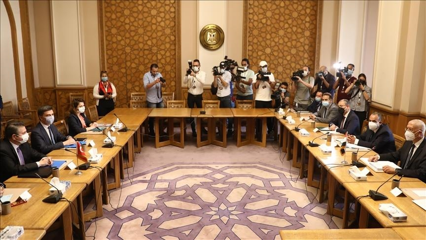 مصر وتركيا بختام مشاورات استكشافية: أجرينا مناقشات صريحة ومعمقة