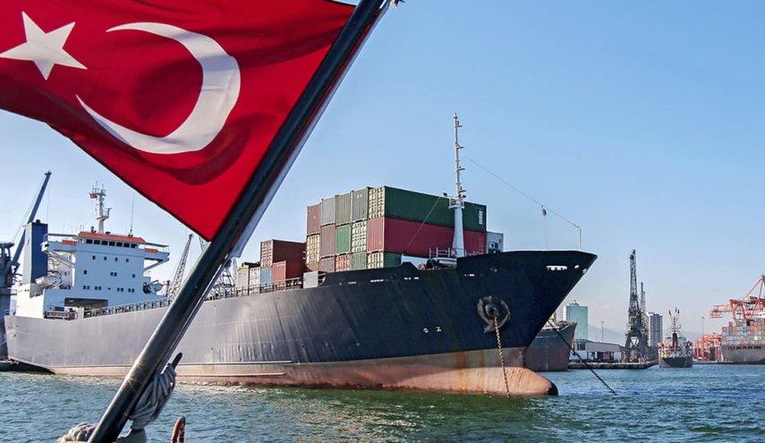 صادرات تركيا تتجاوز حواجز الإغلاق وتتجه نحو 200 مليار دولار