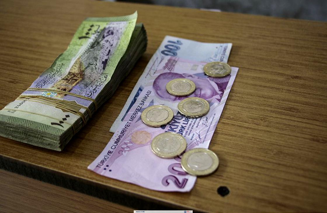 سعر صرف الليرة التركية مقابل الدولار واليورو في تعاملات السبت 12 / 6 / 2021