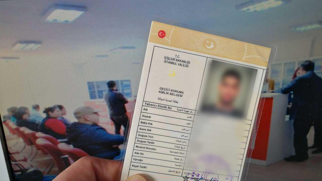 """إدارة الهجرة في إسطنبول تفتتح مركزاً ثالثاً خاصاً بحاملي """"الكملك"""" من اللاجئين السوريين"""