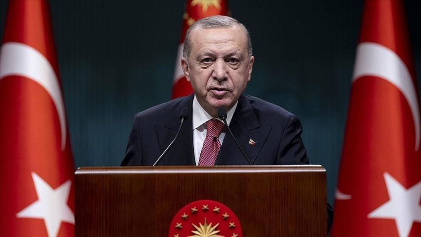 أردوغان قبل توجهه لبروكسل: تركيا تحمي حدود الناتو ونتطلع لنهج أمريكي يعزز الحلف