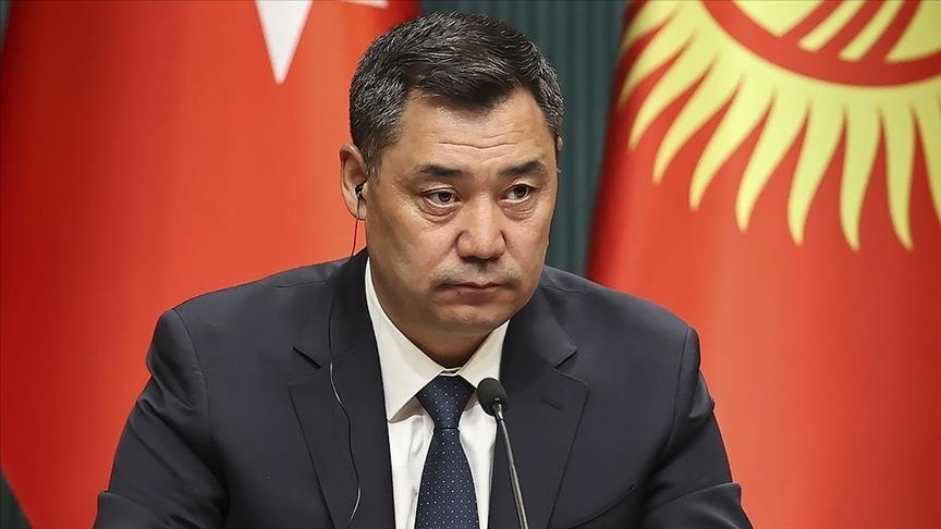 الرئيس القرغيزي: علاقاتنا مع تركيا عامل مهم لزيادة الثقة