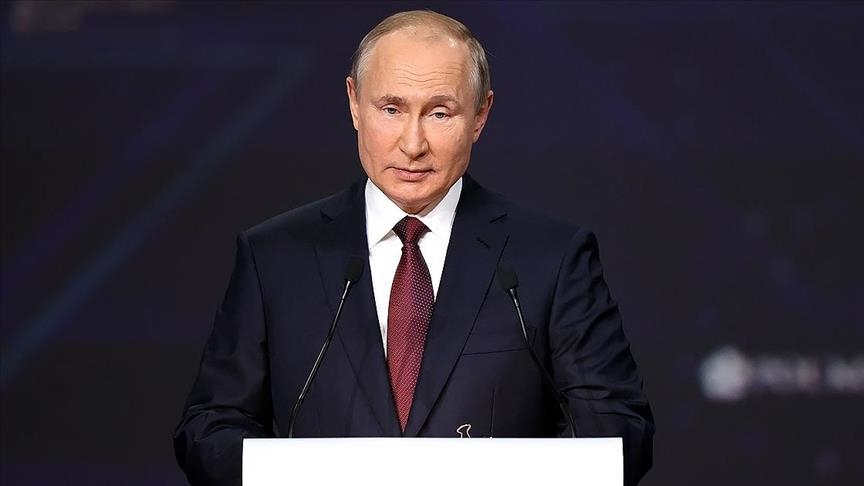 بشراكة تركية.. بوتين يفتتح منشأة لمعالجة الغاز الطبيعي