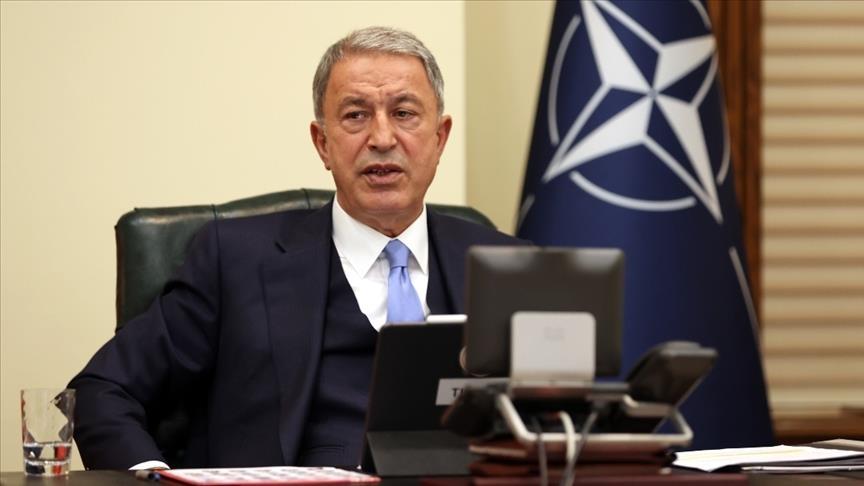 """أكار: مستعدون لتبديد قلق الحلفاء بخصوص منظومة """"إس- 400"""""""