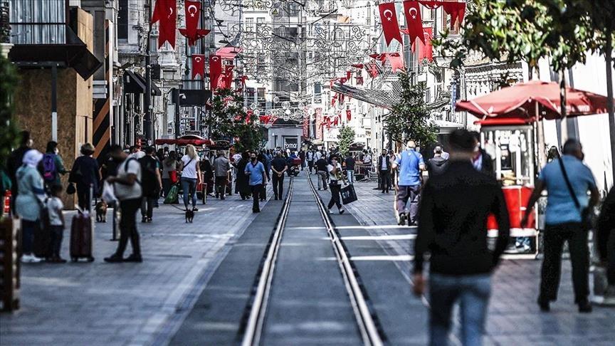 تركيا تسجل 87 وفاة و6454 إصابة جديدة بكورونا