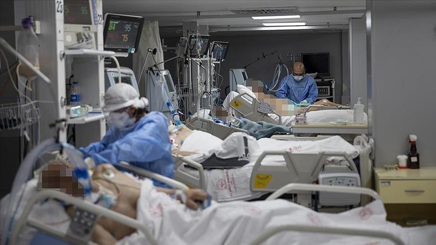 تركيا تسجل 53 وفاة بفيروس كورونا