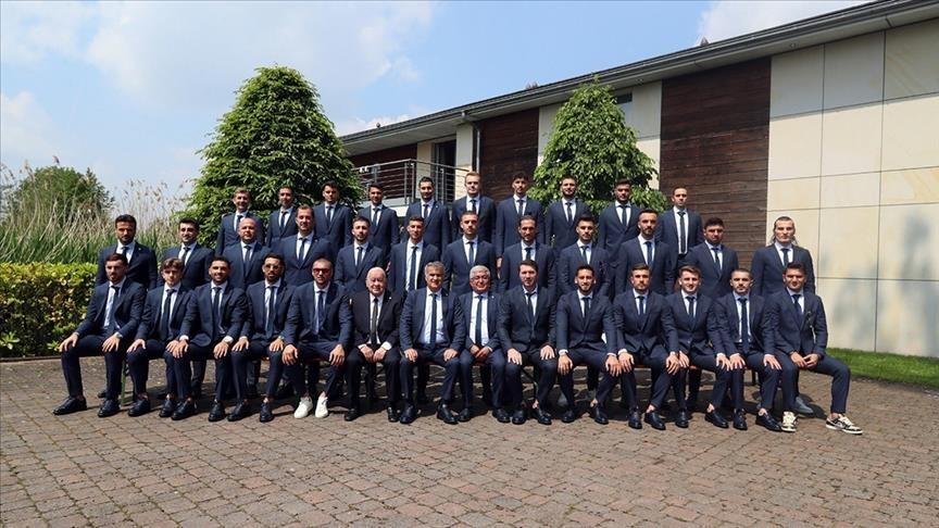 المنتخب التركي ينهي معسكره الاستعدادي لبطولة يورو 2020