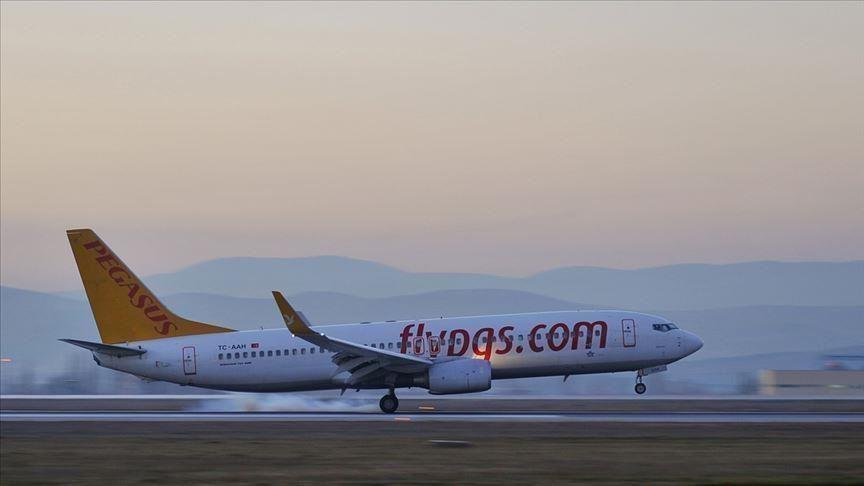 """خطوط """"بيغاسوس"""" التركية تطلق رحلاتها بين أنقرة ودبي"""