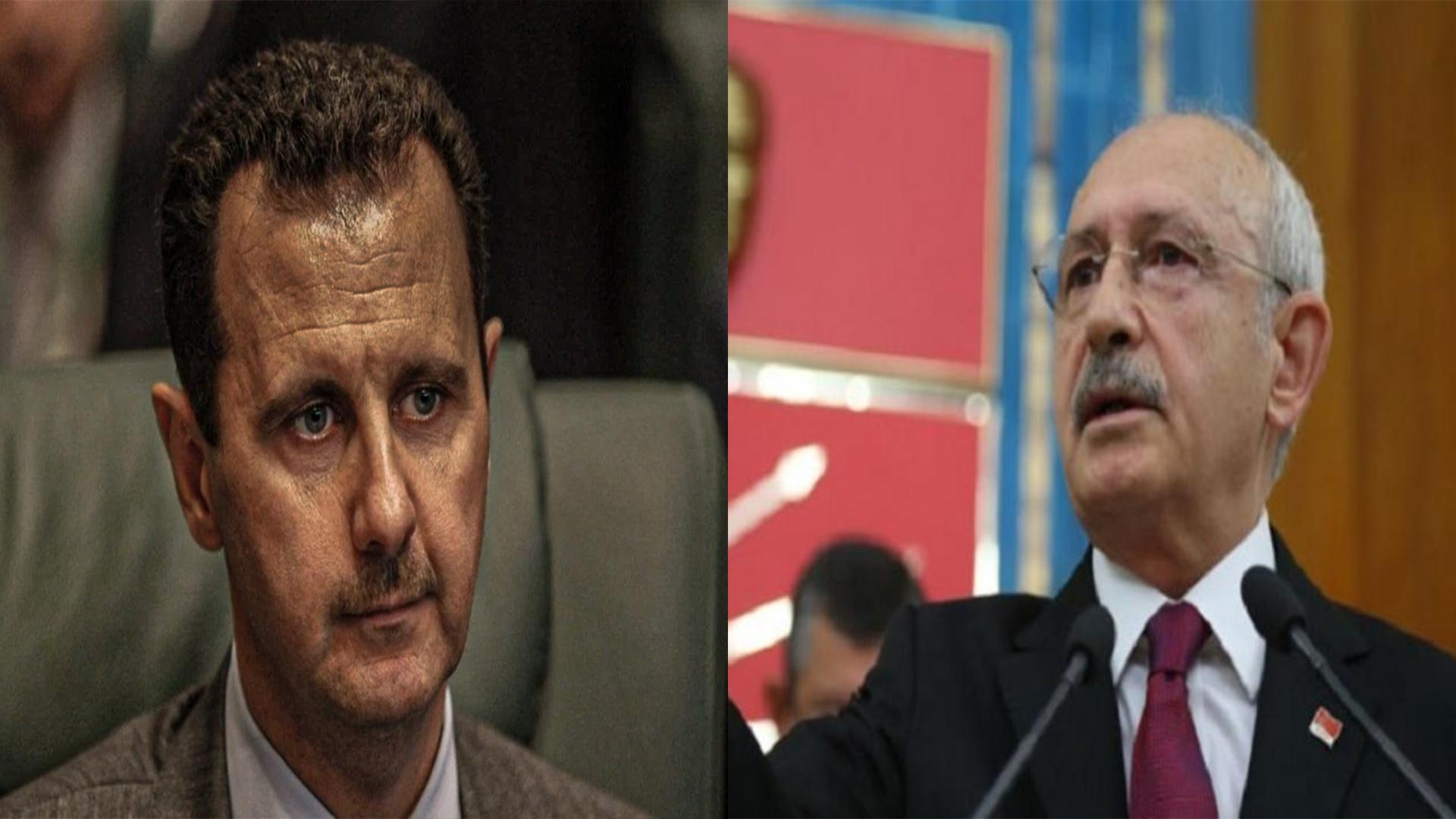ما هي صلة الوصل بين كليجدار أوغلو والأسد؟