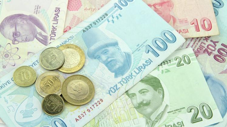 سعر صرف الليرة التركية أمام الدولار واليورو اليوم الأربعاء 21-7-2021