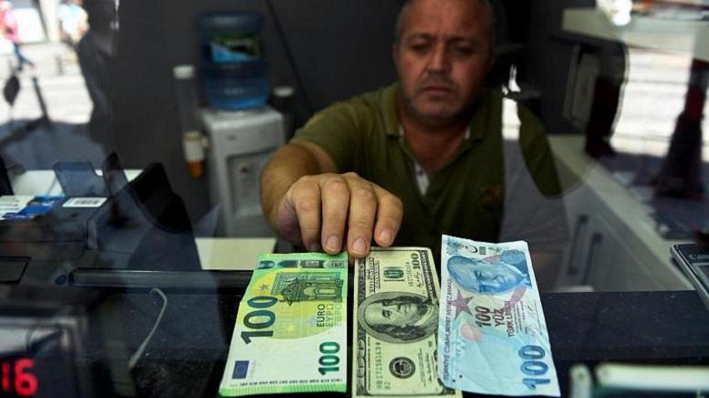 سعر صرف الليرة التركية مقابل الدولار واليورو في تعاملات اليوم الإثنين 12 / 7 / 2021
