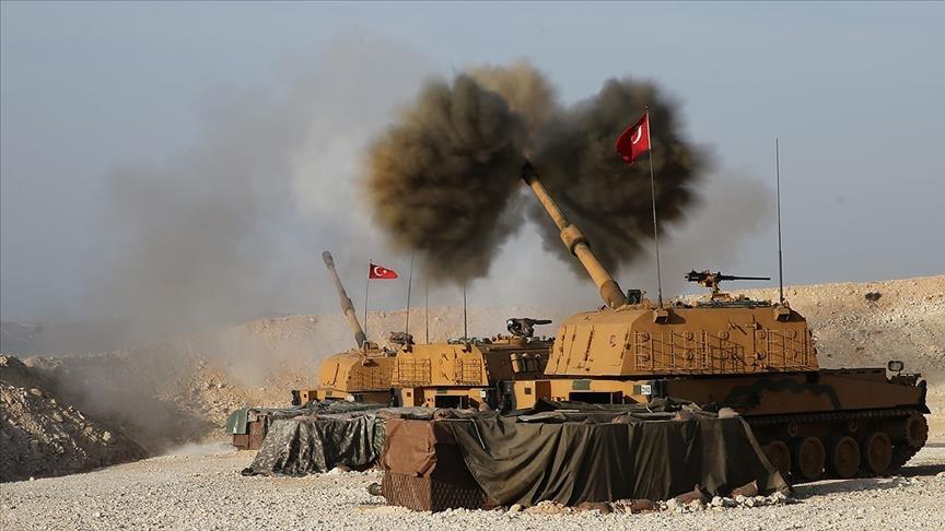 """خلال 5 أيام.. الدفاع التركية تعلن تحييد 39 """"إرهابيا"""" في الشمال السوري"""
