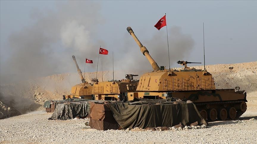 تحييد 5 عناصر من المليشيات الكردية شمالي سوريا