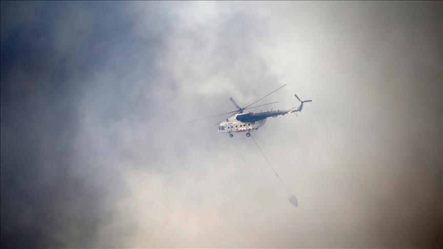 الاتحاد الأوربي ودول أوروبية تتضامن مع تركيا إثر حرائق الغابات