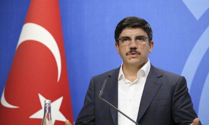 """مستشار الرئيس التركي: رئيس المعارضة متضامن مع الأسد لأنه """"علوي"""""""