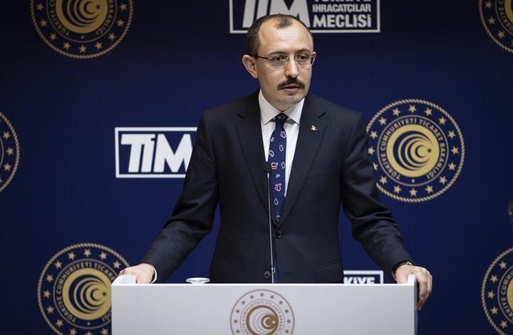 تركيا تسجل رقمًا قياسيًا جديدًا بصادراتها لأول مرة بتاريخ البلاد