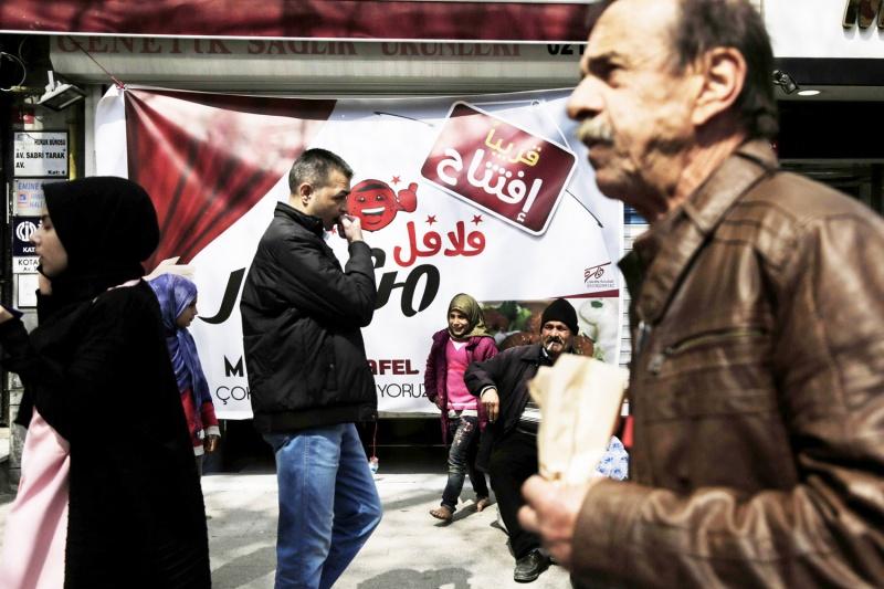 الفوائد الاقتصادية لسياسات إدماج اللاجئين السوريين في تركيا