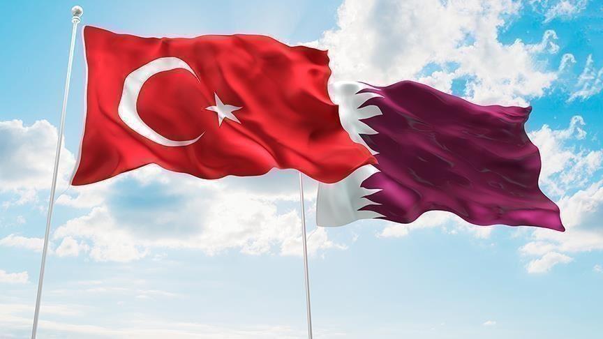 مباحثات تركية قطرية لتعزيز العلاقات العسكرية