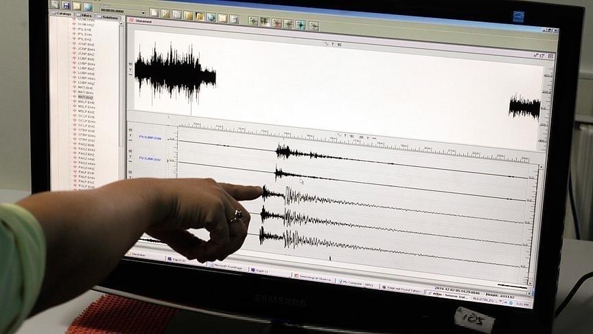 زلزال بقوة 5.5 درجات قبالة موغلا التركية