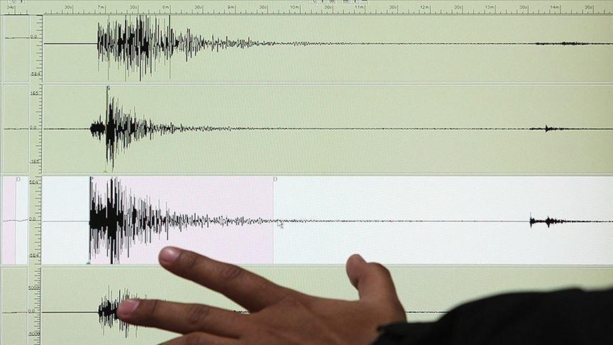 """زلزال بقوة 4 درجات قبالة """"موغلا"""" التركية"""